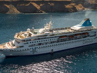 Celestyal Nefeli Cruise Ship Tracker App, vessel tracker by name and live cruise ship positions Celestyal Cruises