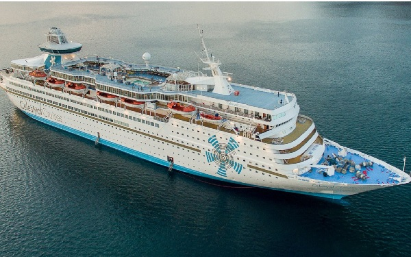 Celestyal Olympia Cruise Ship Tracker App, vessel tracker by name and live cruise ship positions Celestyal Cruises