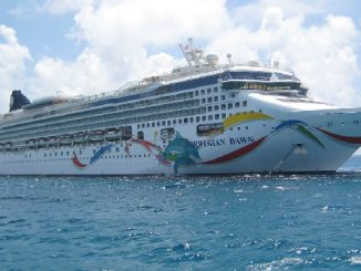 Live Cruise Ship Tracker for Norwegian Dawn, Norwegian Cruise Line