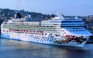 Live Cruise Ship Tracker for Norwegian Gem, Norwegian Cruise Line