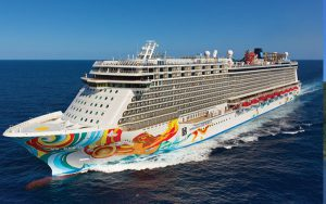 Live Cruise Ship Tracker for Norwegian Getaway, Norwegian Cruise Line