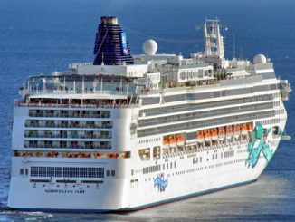 Live Cruise Ship Tracker for Norwegian Jade, Norwegian Cruise Line