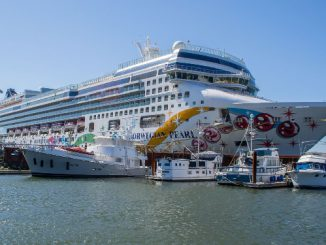 Live Cruise Ship Tracker for Norwegian Pearl, Norwegian Cruise Line