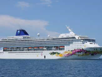 Live Cruise Ship Tracker for Norwegian Sky, Norwegian Cruise Line
