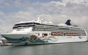 Live Cruise Ship Tracker for Norwegian Spirit, Norwegian Cruise Line