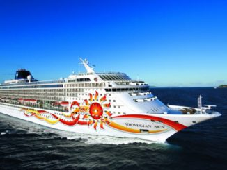 Live Cruise Ship Tracker for Norwegian Sun, Norwegian Cruise Line
