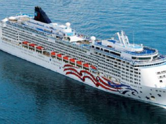 Live Cruise Ship Tracker for Pride Of America, Norwegian Cruise Line