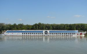 Live Cruise Ship Tracker for A-Rosa Donna, A-Rosa River Cruises