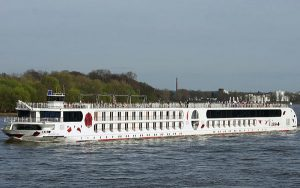 Live Cruise Ship Tracker for A-Rosa Viva, A-Rosa River Cruises