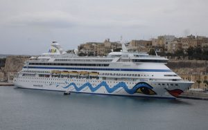 Live Cruise Ship Tracker for AIDAaura, AIDA Cruises