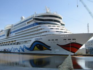 AIDAbella Cruise Ship Tracker App, vessel tracker by name and live cruise ship positions AIDA Cruises