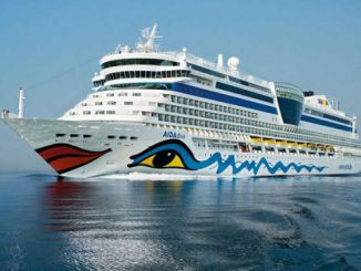 AIDAdiva Cruise Ship Tracker App, vessel tracker by name and live cruise ship positions AIDA Cruises