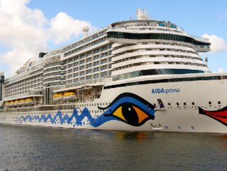 AIDAprima Cruise Ship Tracker App, vessel tracker by name and live cruise ship positions AIDA Cruises