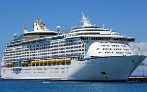 Live Cruise Ship Tracker for Adventure Of The Seas, Royal Caribbean Cruise Line