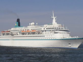 Live Cruise Ship Tracker for MS Albatros, Phoenix Reisen Cruises