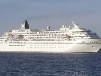 Amadea Cruise Ship Tracker App, vessel tracker by name and live cruise ship positions Phoenix Reisen