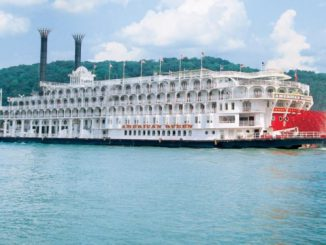 Live Cruise Ship Tracker for American Queen, American Queen Steamboat Company