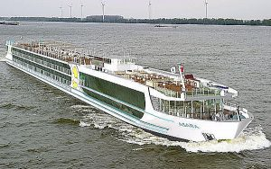 Live Cruise Ship Tracker for MS Asara, Phoenix Reisen River Cruises