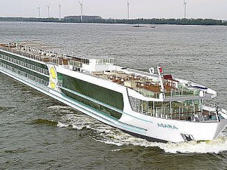 Live Cruise Ship Tracker for MS Asara, Phoenix Reisen Cruises