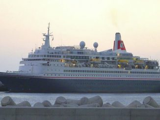 Live Cruise Ship Tracker for Black Watch, Fred Olsen Cruises