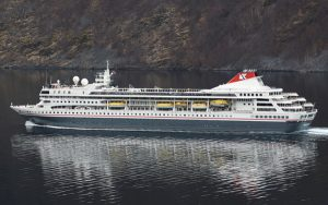 Live Cruise Ship Tracker for MS Braemar, Fred Olsen Cruises