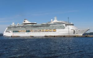 Live Cruise Ship Tracker for Brilliance Of The Seas, Royal Caribbean Cruise Line
