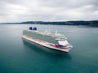Live Cruise Ship Tracker for P&O Britannia, P&O Cruises