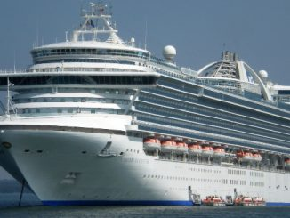 Live Cruise Ship Tracker for Caribbean Princess, Princess Cruises