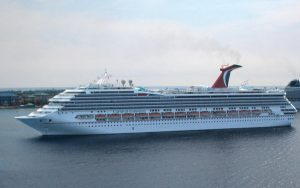 Live Cruise Ship Tracker for Carnival Conquest, Carnival Cruises