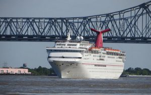 Live Cruise Ship Tracker for Carnival Elation, Carnival Cruises