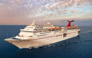 Live Cruise Ship Tracker for Carnival Fascination, Carnival Cruises