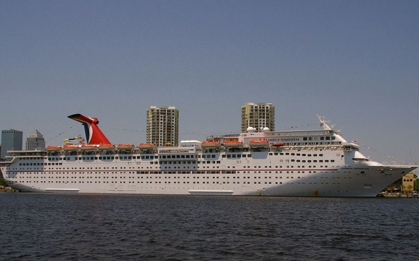 Carnival Inspiration Cruise Ship Tracker App, vessel tracker by name and live cruise ship positions Carnival Cruises