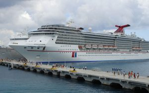 Live Cruise Ship Tracker for Carnival Legend, Carnival Cruises