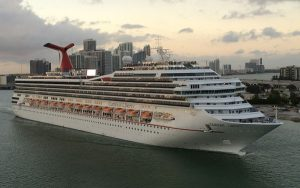 Live Cruise Ship Tracker for Carnival Liberty, Carnival Cruises