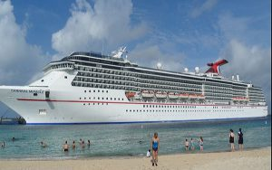 Live Cruise Ship Tracker for Carnival Miracle, Carnival Cruises