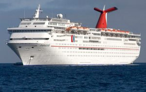 Live Cruise Ship Tracker for Carnival Paradise, Carnival Cruises