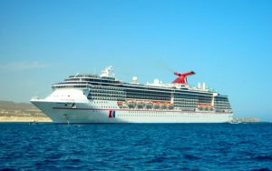 Live Cruise Ship Tracker for Carnival Pride, Carnival Cruises