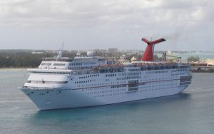 Live Cruise Ship Tracker for Carnival Sensation, Carnival Cruises