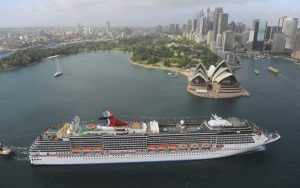 Live Cruise Ship Tracker for Carnival Spirit, Carnival Cruises