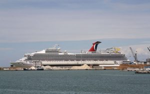 Live Cruise Ship Tracker for Carnival Sunshine, Carnival Cruises