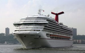 Live Cruise Ship Tracker for Carnival Victory, Carnival Cruises
