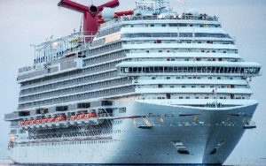Live Cruise Ship Tracker for Carnival Vista, Carnival Cruises