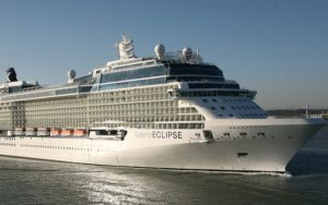Live Cruise Ship Tracker for Celebrity Eclipse, Celebrity Cruises