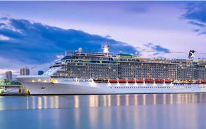 Live Cruise Ship Tracker for Celebrity Equinox, Celebrity Cruises
