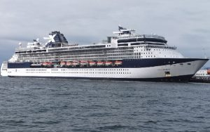 Live Cruise Ship Tracker for Celebrity Infinity, Celebrity Cruises