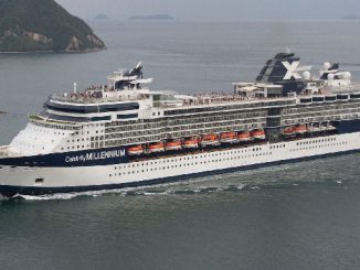 Celebrity Millennium Cruise Ship Tracker App, vessel tracker by name and live cruise ship positions Celebrity Cruises