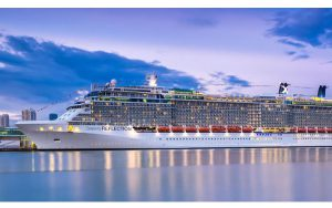 Live Cruise Ship Tracker for Celebrity Reflection, Celebrity Cruises