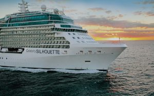Live Cruise Ship Tracker for Celebrity Silhouette, Celebrity Cruises