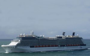 Live Cruise Ship Tracker for Celebrity Solstice, Celebrity Cruises
