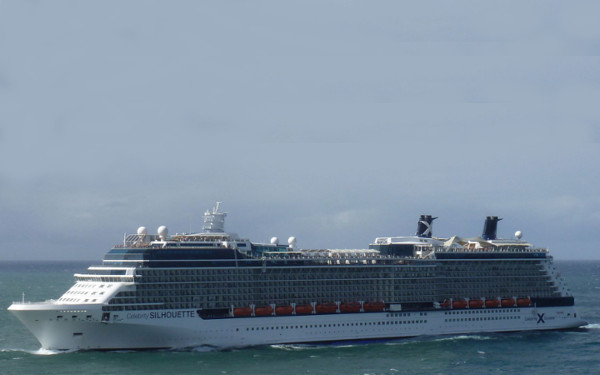 Live Cruise Ship Tracker For Celebrity Solstice, Celebrity